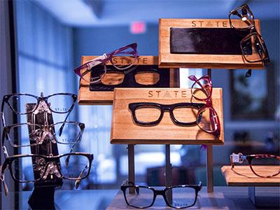 Designer Frames Texas Regional Eye Center Optical Shop